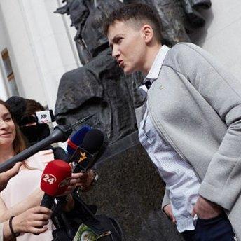 Савченко відзначилась неоднозначним висловлюванням щодо Євромайдану