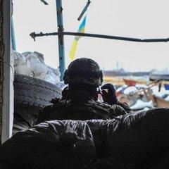 Загострення ситуації на території зони АТО: один військовослужбовець загинув, трьох поранено