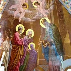Сьогодні відзначають Введення у храм Пресвятої Богородиці
