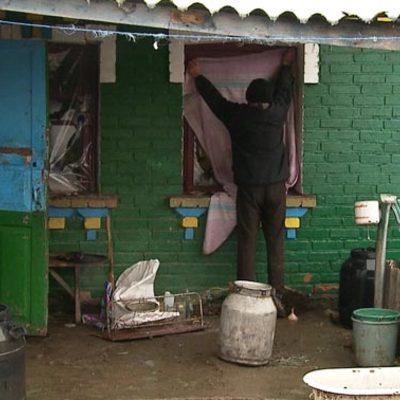 На Вінниччині чоловік, що повернувся із зони АТО,  кинув бойову гранату у будинок колишньої співмешканки