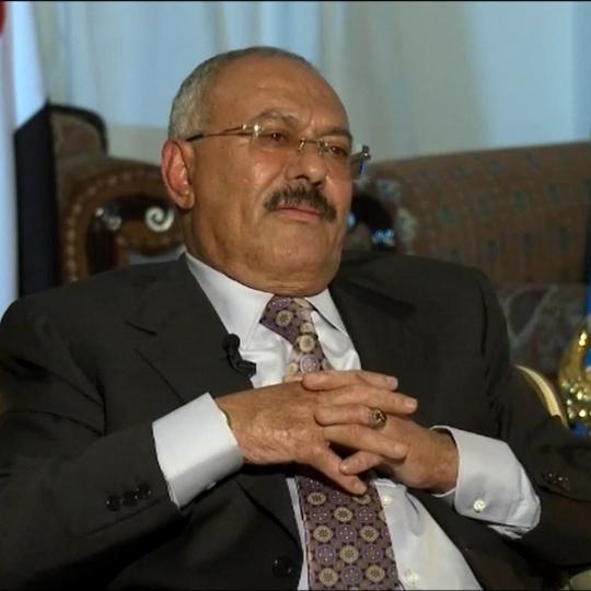 У столиці Ємену загинув екс-президент Алі Абдулла Салех