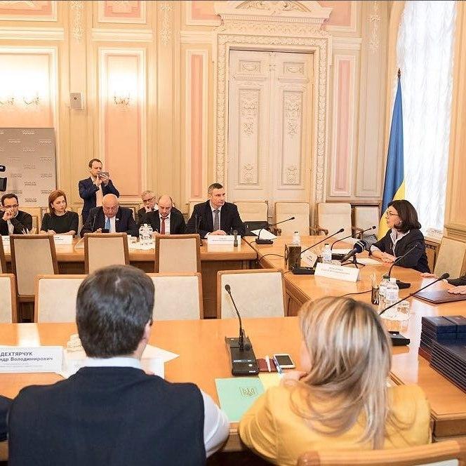 Кличко: «Рада має невідкладно ухвалити пакет законів щодо розвитку місцевого самоврядування»
