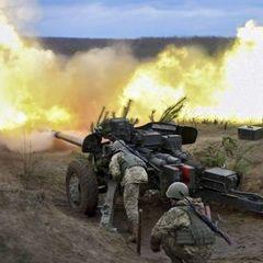 Українські військові відбили напад бойовиків на Світлодарській дузі