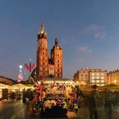 МАУ запускає перед Новим роком авіарейси до Кракова