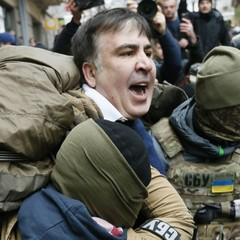 У Євросоюзі відреагували на затримання Саакашвілі