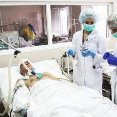 Ще один поранений в АТО військовий помер у лікарні в Дніпрі, шестеро інших - у тяжкому стані
