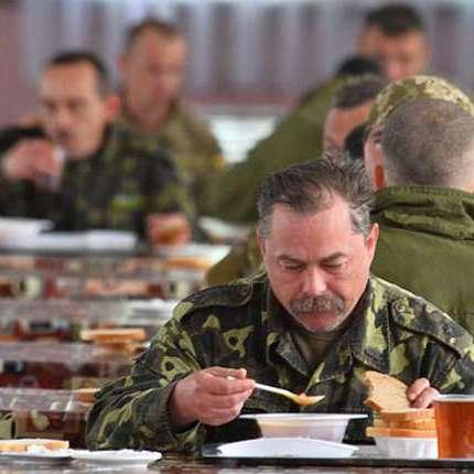 У Міноборони спростували інформацію про зміну раціону військових