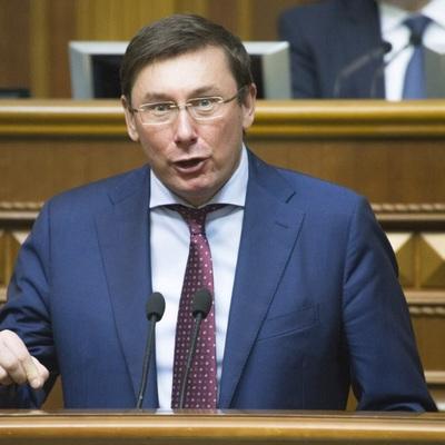 Саакашвілі не підозрюється в створенні злочинної організації - Луценко