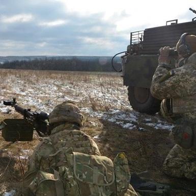 Епіцентр протистояння перемістився на Приазов'я: бойовики 11 раз з початку доби обстрілювали українські позиції