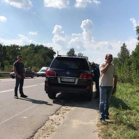 ДТП з авто Димінського: суд дозволив зробити ще одну експертизу