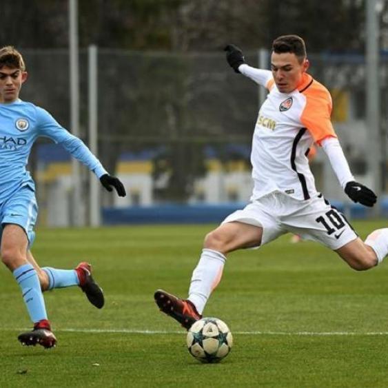 «Шахтар» здолав «Манчестер Сіті» і вийшов до 1/8 фіналу Ліги чемпіонів
