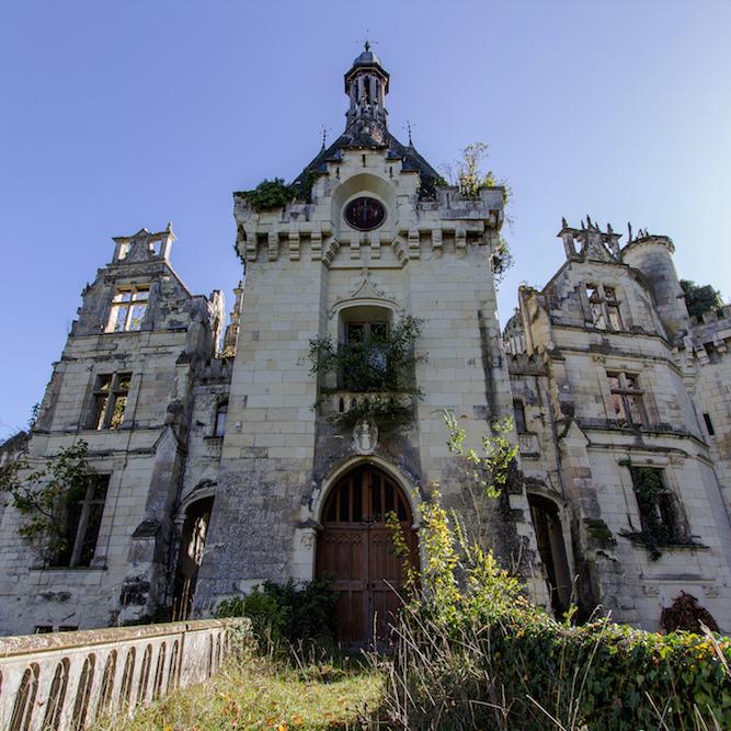 Інтернет-користувачі з 45 країн скинулися та придбали замок у Франції (відео)