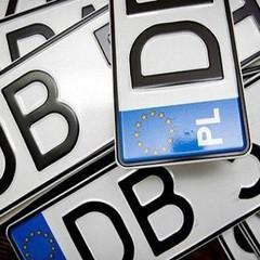 В Україні знаходяться близько 300 тис. автомобілів на єврономерах