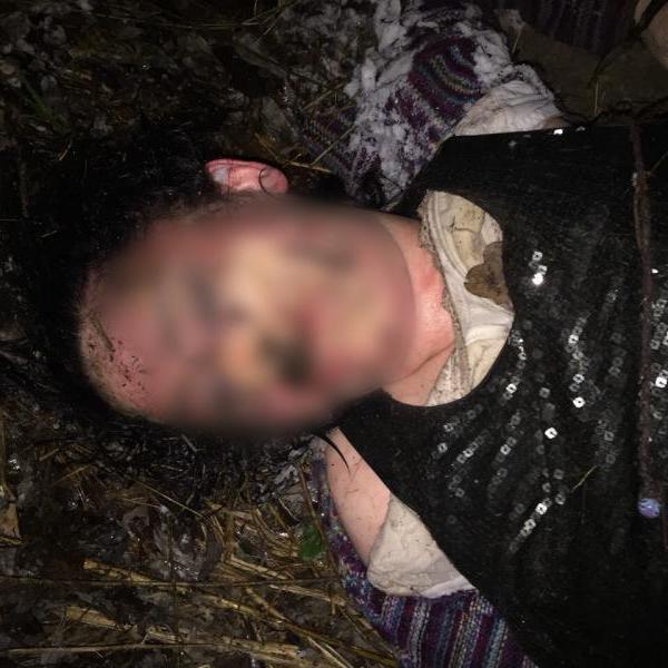 У лісі під Києвом знайшли труп молодої дівчини (фото)