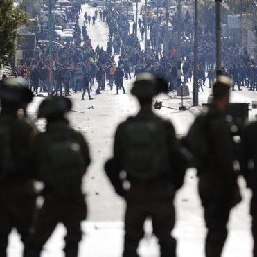 Палестинці обурені заявою Трампа стосовно Єрусалиму: спалахнули сутички