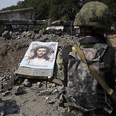 Важка доба в АТО: один загиблий, троє поранених українських бійців