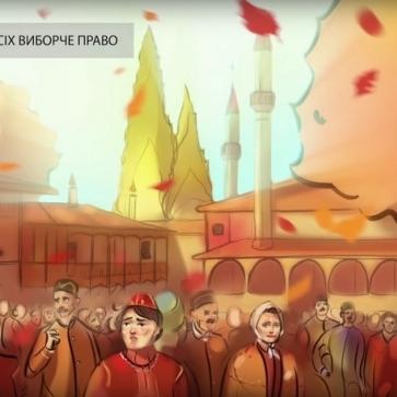 У мережі з'явився ролик до сторіччя першого Курултаю кримськотатарського народу (відео)