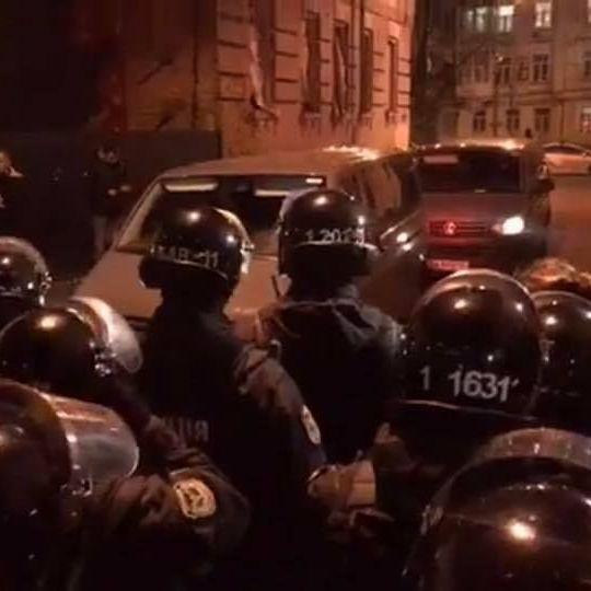 Затримання Саакашвілі: з'явилися перші фото з-під СІЗО