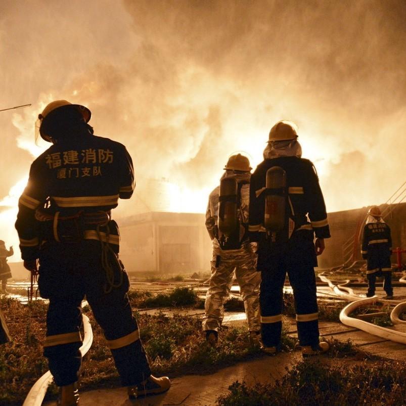 У Китаї стався вибух на хімпідприємстві: є загиблі