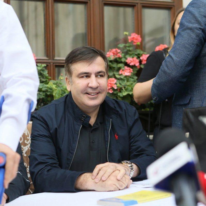 Колишня партія Саакашвілі у Грузії вимагає його звільнення