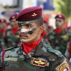 У Багдаді проходить військовий парад на честь перемоги над ІДІЛ