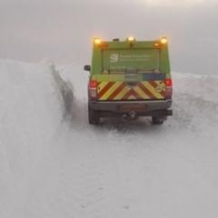 Великобританію накрили снігопади: заблоковано рух транспорту (фото)
