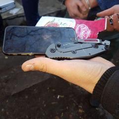 В Ужгороді серед білого дня викрали людину (фото)