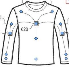 Samsung запатентувала «розумний» одяг для підзарядки смартфона і гаджетів (фото)