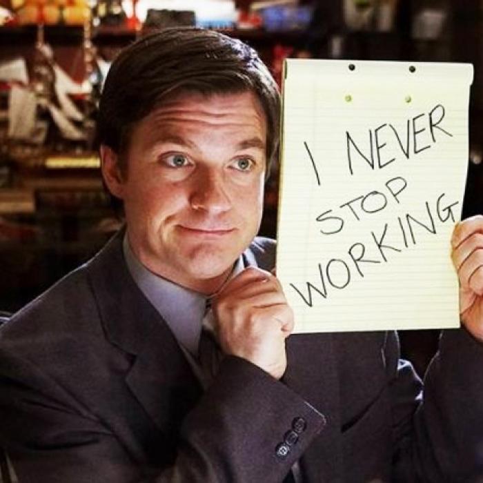 Дрон виганятиме з роботи працівників-трудоголиків