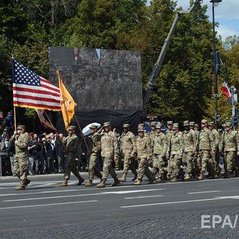 Пентагон почне приймати трансгендерів на службу у збройні сили США