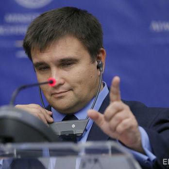 Клімкін про 10 пунктів розвитку України від Вакарчука: Реформам потрібні реформатори, а не навпаки