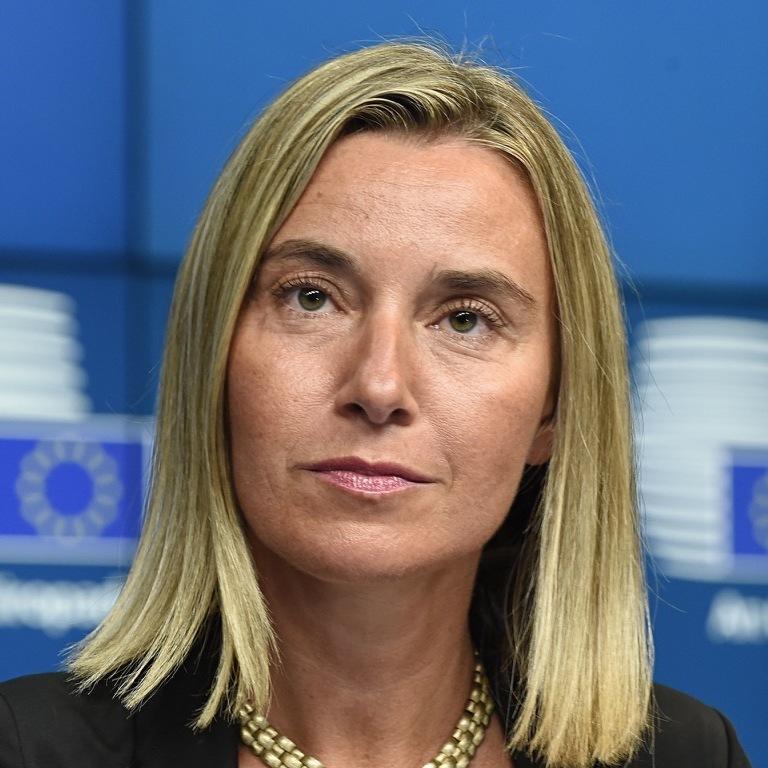 Країни ЄС не переводитимуть посольства до Єрусалима - Могеріні