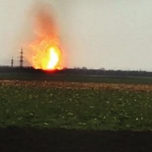 Поліція Австрії повідомила про причину вибуху на газорозподільній станції