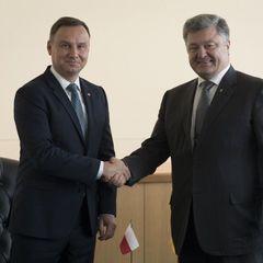 Зустріч президентів України та Польщі пройде у Харкові