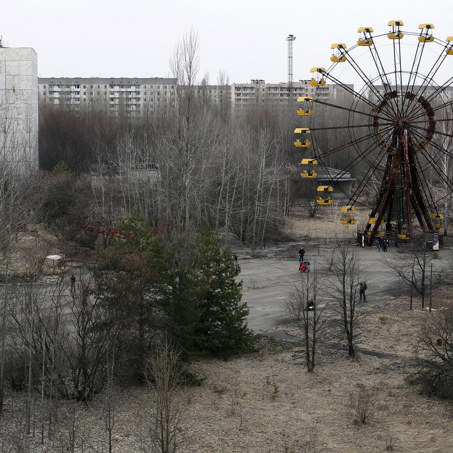 У Києві презентували першу туристичну карту Чорнобильської зони