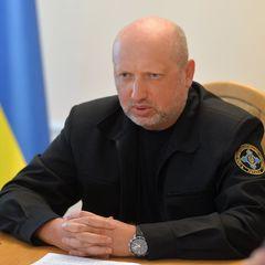Турчинов виступить на засіданні Комісії Україна-НАТО з питань Донбасу