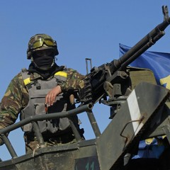 Доба в районі АТО: один український військовий загинув, ще одного поранено