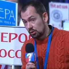 Ваші люди займаються різаниною на Донбасі, - український журналіст Путіну