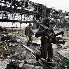 У Запоріжжі презентували історію про захисників Донецького аеропорту в коміксах  (відео)