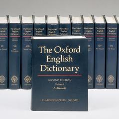 Оксфордський словник вибрав слово 2017 року
