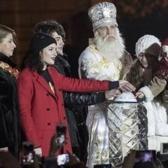 Марина Порошенко відкриє головну ялинку країни
