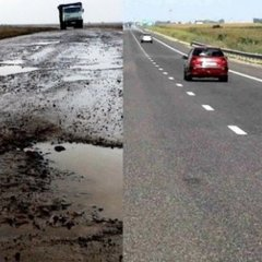 Залишаться тільки дурні: «Укравтодор» відремонтував автошляхів на рекордні 2 тисячі кілометрів