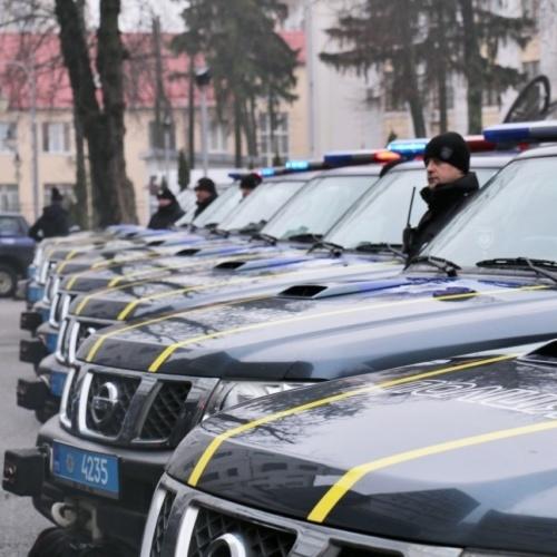 Українські поліцейські пересядуть на Nissan Patrols (фото)