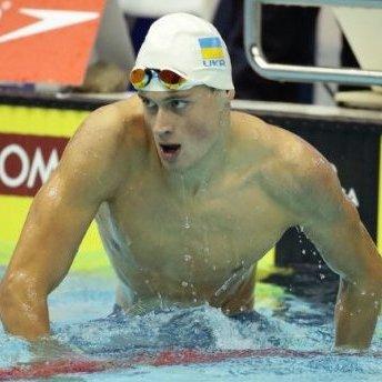 Українець став чемпіоном Європи із плавання