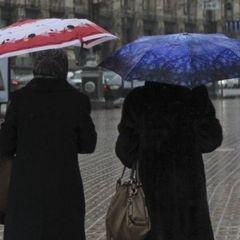 В неділю, 17 грудня, по всій Україні ітимуть дощі - синоптики