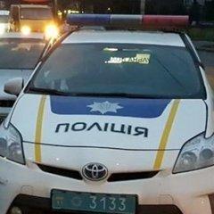 У Києві таксист під наркотиками протаранив поліцейське авто (фото)