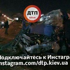 У Києві зіткнулися маршрутка і мікроавтобус (фото)