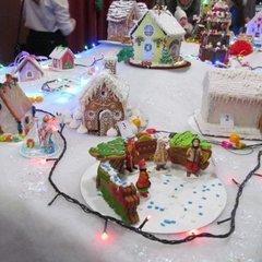 У Чернівцях створили пряникове містечко: фото