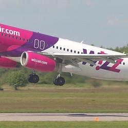 Нові авіарейси Wizz Air: у Польщу- від 279 грн, у Німеччину – від 719 грн