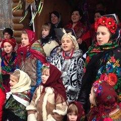 У центрі Лондона католицький та православний хори виконали українські колядки (відео)